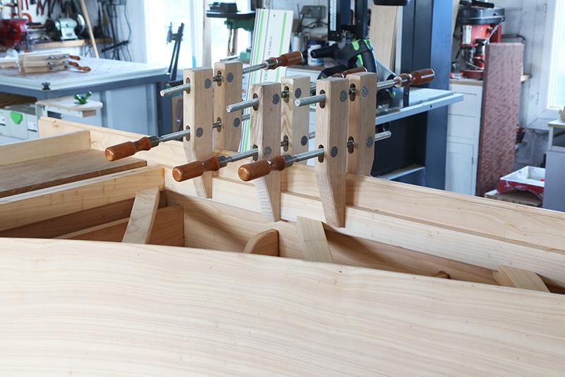 [Lutherie] Fabrication d'un clavecin. - Page 6 03_mar23