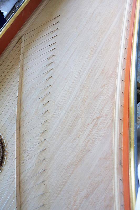 [Lutherie] Fabrication d'un clavecin. - Page 30 03_sep19