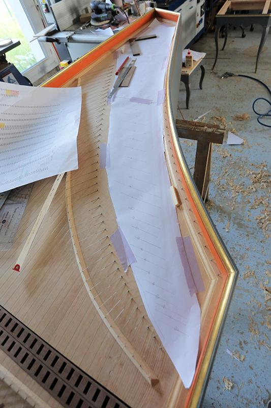 [Lutherie] Fabrication d'un clavecin. - Page 30 03_sep22