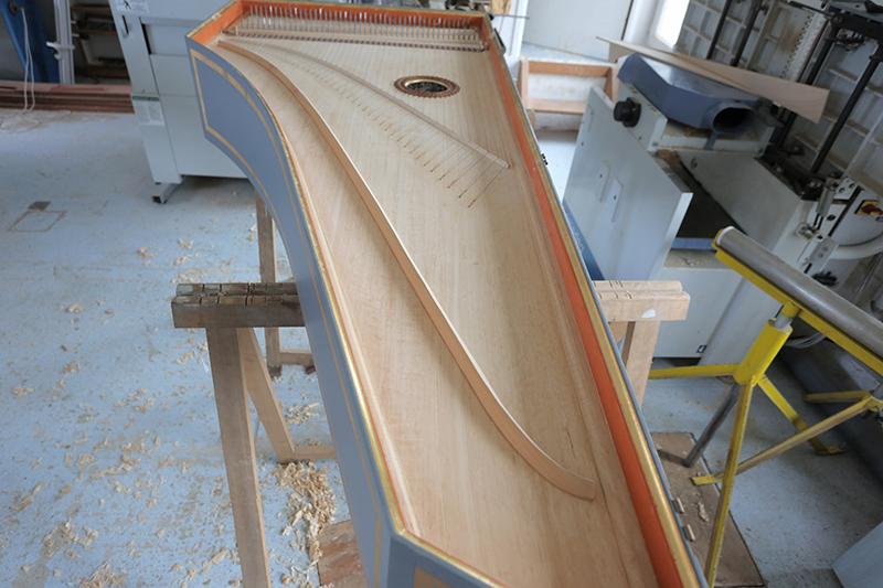 [Lutherie] Fabrication d'un clavecin. - Page 30 03_sep25