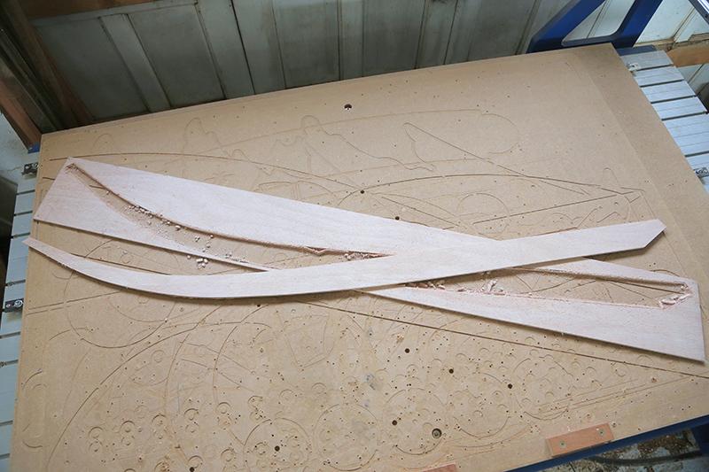 [Lutherie] Fabrication d'un clavecin. - Page 6 04_mar25