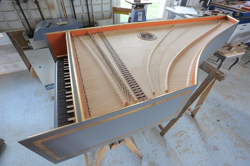[Lutherie] Fabrication d'un clavecin. - Page 30 05_sep14