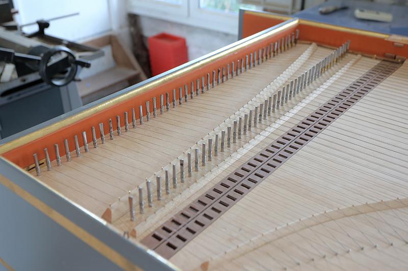 [Lutherie] Fabrication d'un clavecin. - Page 30 05_sep15