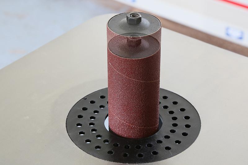 Ponceuse à cylindre vertical oscillant Jean l'Ébéniste PAO230 06_jui19