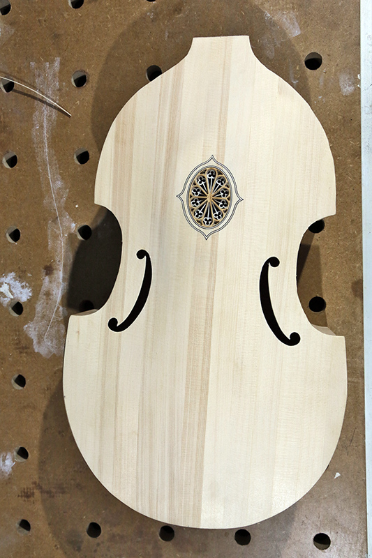[Lutherie] Viole de gambe ténor. - Page 7 06_mar16