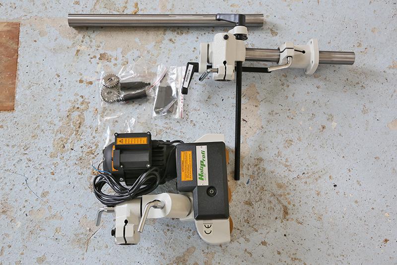 Entraineur pour toupie Holzprofi HP32 06_sep28