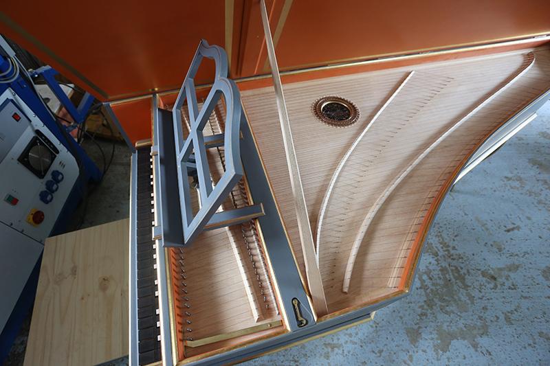 [Lutherie] Fabrication d'un clavecin. - Page 30 07_sep18