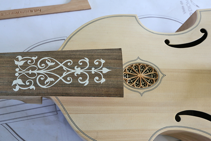 [Lutherie] Viole de gambe ténor. - Page 10 09_avr18