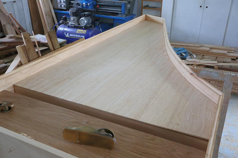 [Lutherie] Fabrication d'un clavecin. - Page 6 09_mar13