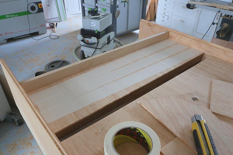 [Lutherie] Fabrication d'un clavecin. - Page 6 10_mar16
