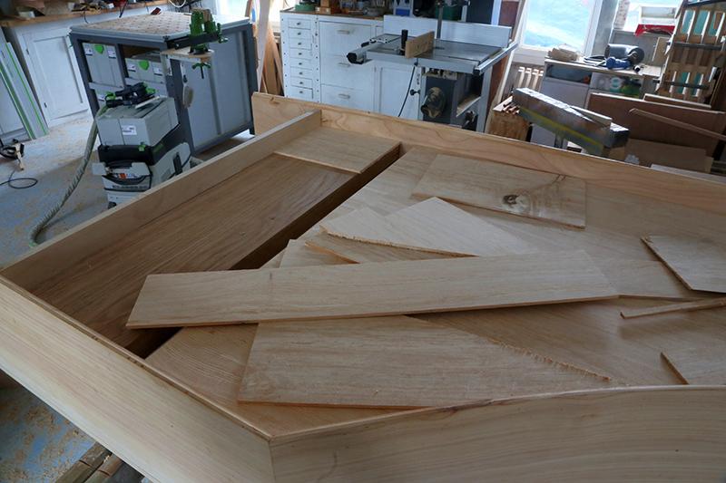 [Lutherie] Fabrication d'un clavecin. - Page 6 10_mar17