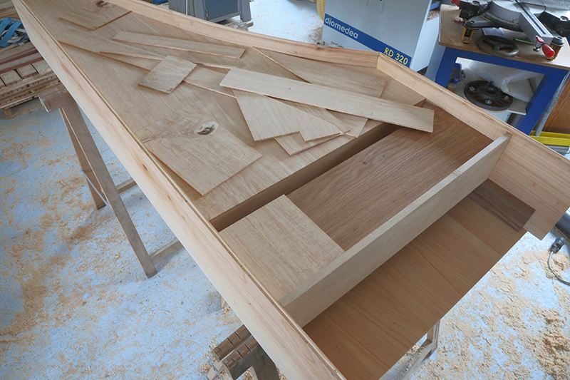 [Lutherie] Fabrication d'un clavecin. - Page 6 10_mar18