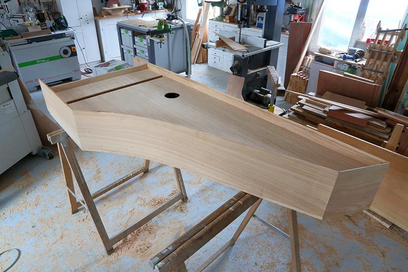 [Lutherie] Fabrication d'un clavecin. - Page 6 10_mar25