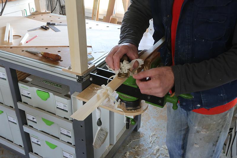 [Lutherie] Fabrication d'un clavecin. - Page 7 11_mar19