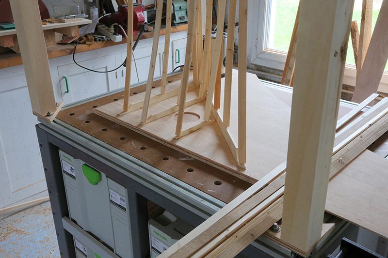 [Lutherie] Fabrication d'un clavecin. - Page 7 11_mar21