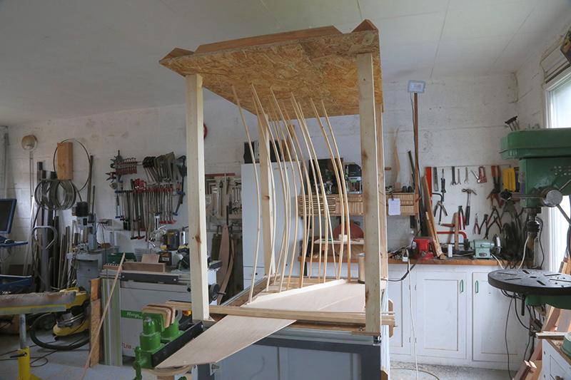 [Lutherie] Fabrication d'un clavecin. - Page 7 11_mar23
