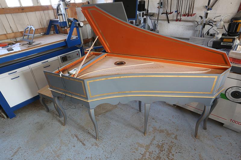 [Lutherie] Fabrication d'un clavecin. - Page 30 11_sep18