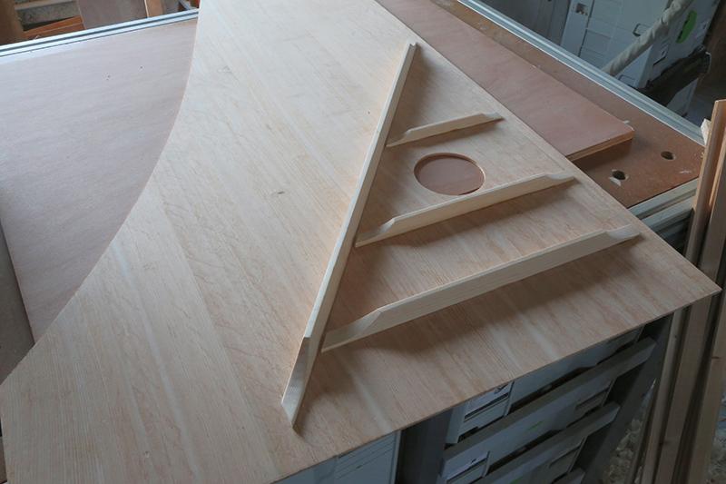 [Lutherie] Fabrication d'un clavecin. - Page 7 12_mar14