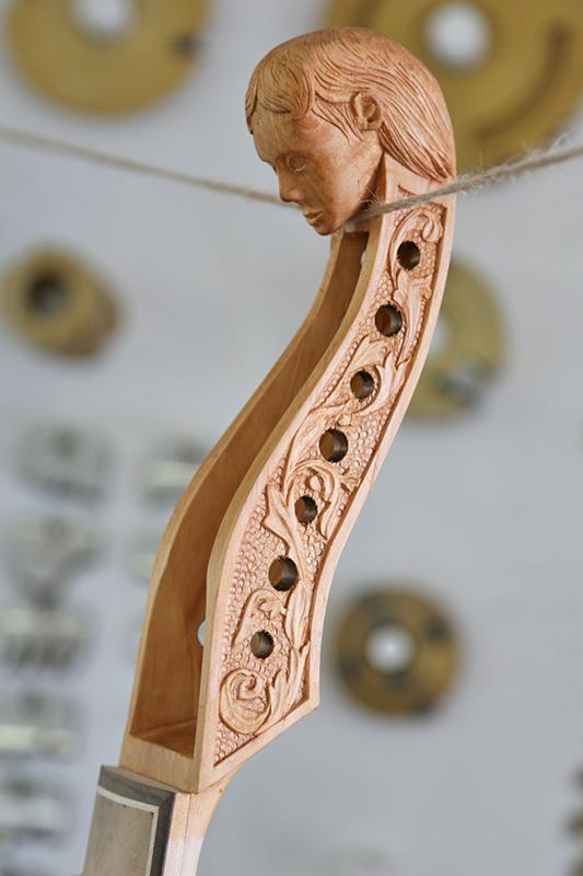 [Lutherie] Viole de gambe à 7 cordes. - Page 17 12_oct16
