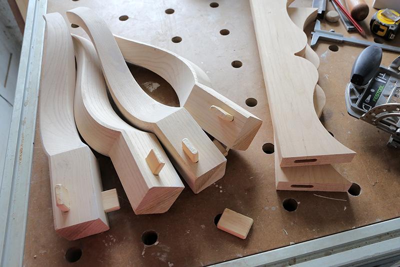 [Lutherie] Fabrication d'un clavecin. - Page 28 14_aou11
