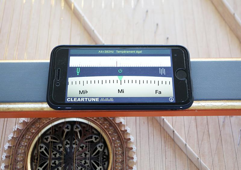 [Lutherie] Fabrication d'un clavecin. - Page 28 14_aou16