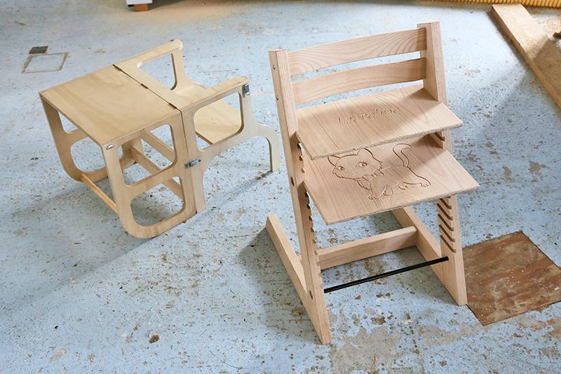 Chaises pour enfants. 18_aou20