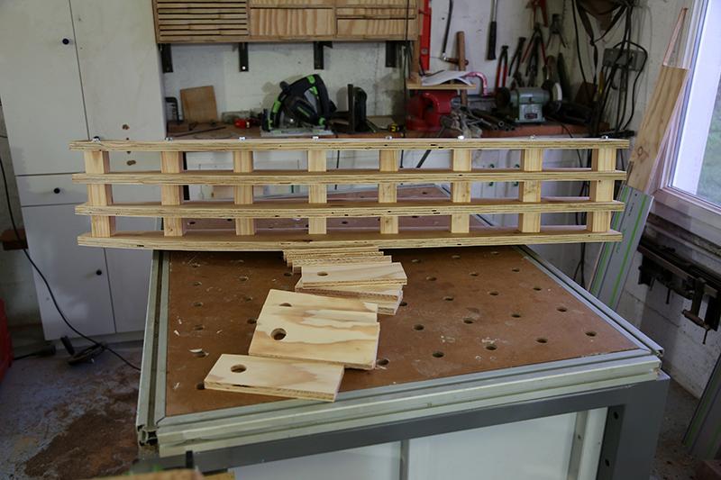 [Lutherie] Fabrication d'un clavecin. - Page 2 19_jan12