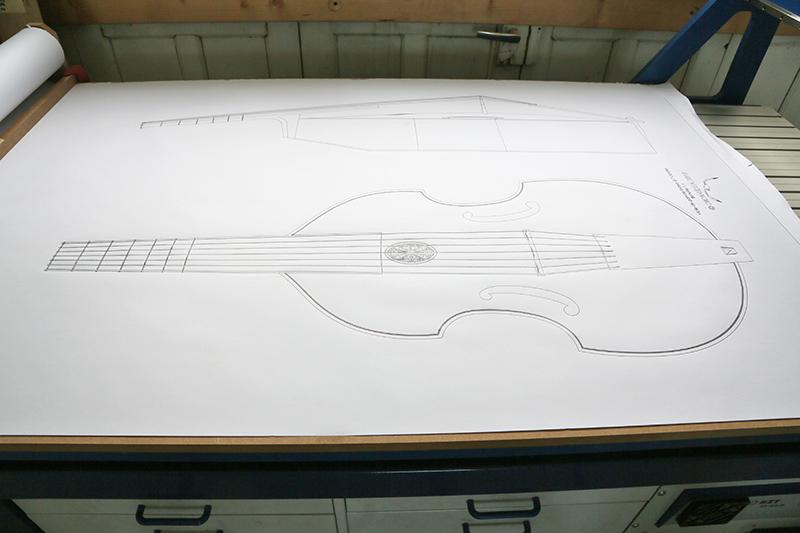 [Lutherie] Viole de gambe à 7 cordes. - Page 2 20_jui23
