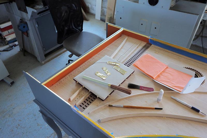[Lutherie] Fabrication d'un clavecin. - Page 23 21_mai19