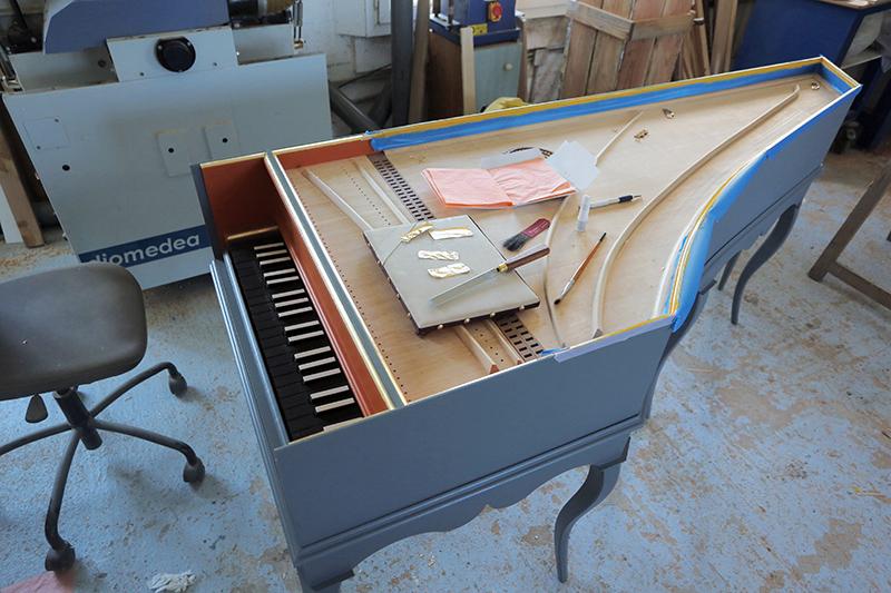 [Lutherie] Fabrication d'un clavecin. - Page 23 21_mai20