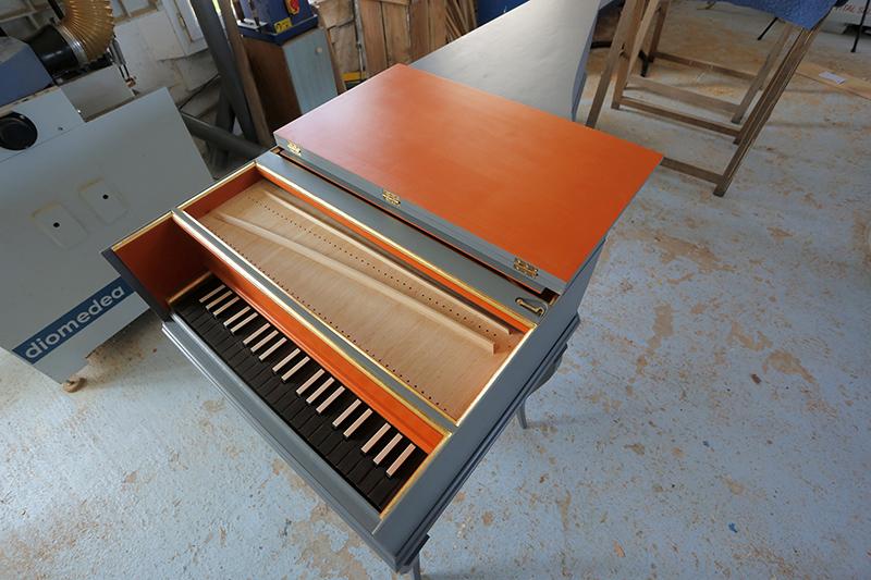 [Lutherie] Fabrication d'un clavecin. - Page 23 21_mai25