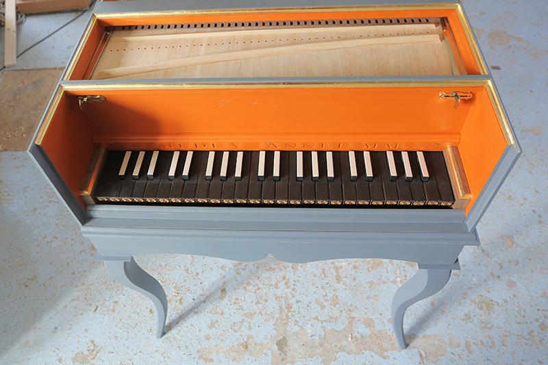 [Lutherie] Fabrication d'un clavecin. - Page 23 21_mai28