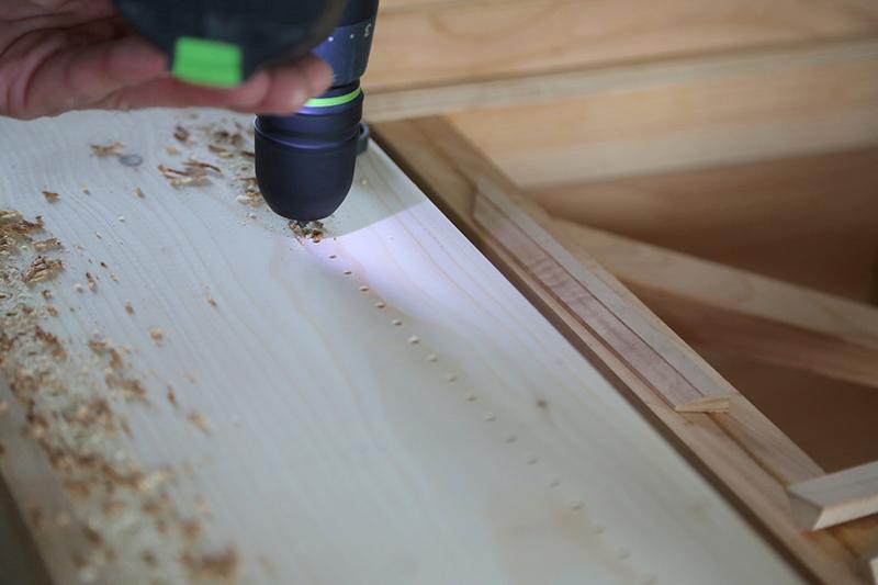 [Lutherie] Fabrication d'un clavecin. - Page 8 21_mar16