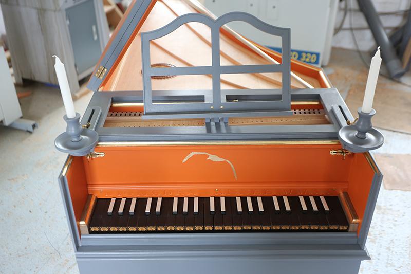 [Lutherie] Fabrication d'un clavecin. - Page 23 22_mai23