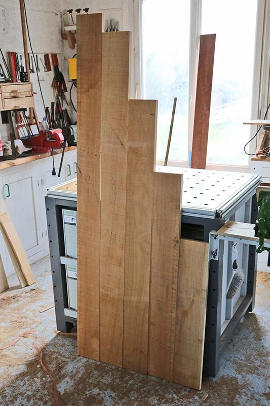 [Lutherie] Projet de fabrication d'un clavecin. - Page 3 23_jan10
