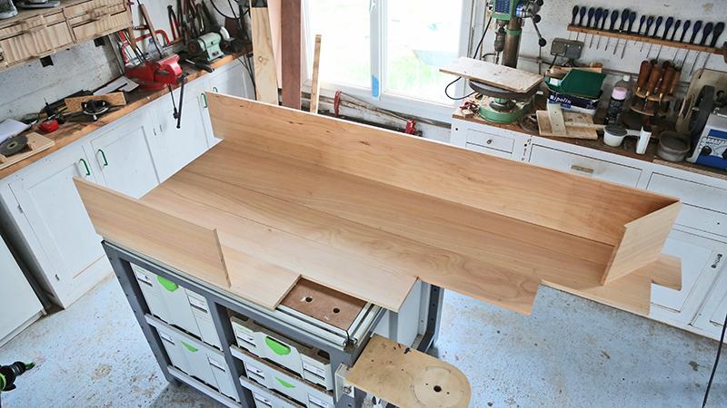 [Lutherie] Projet de fabrication d'un clavecin. - Page 3 23_jan16