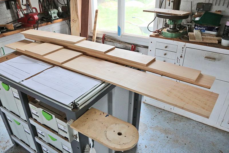 [Lutherie] Projet de fabrication d'un clavecin. - Page 3 23_jan17