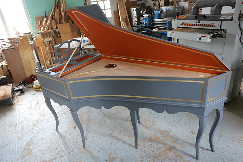 [Lutherie] Fabrication d'un clavecin. - Page 23 23_mai38