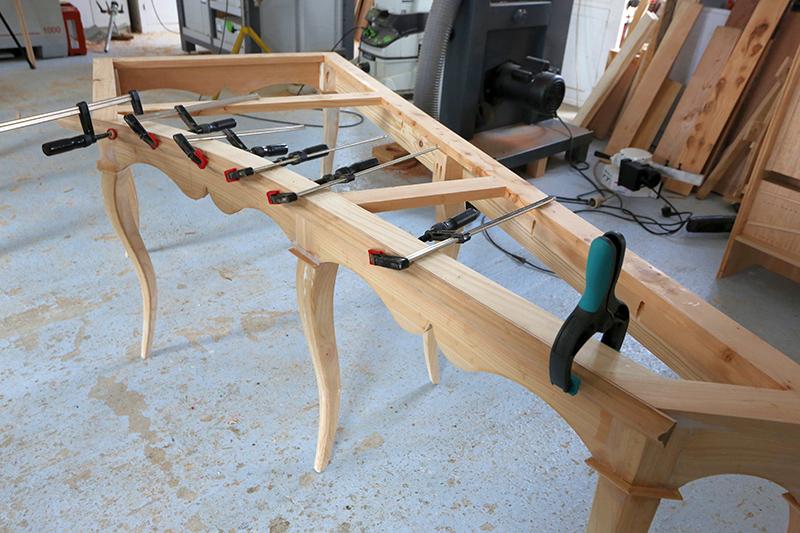[Lutherie] Fabrication d'un clavecin. - Page 17 24_avr21
