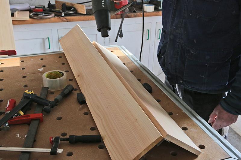 [Lutherie] Projet de fabrication d'un clavecin. - Page 3 24_jan15