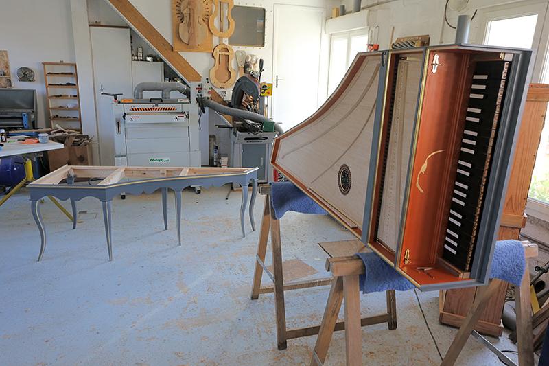 [Lutherie] Fabrication d'un clavecin. - Page 23 24_mai20