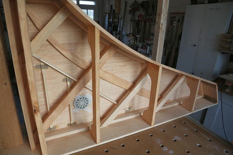 [Lutherie] Fabrication d'un clavecin. - Page 10 24_mar10