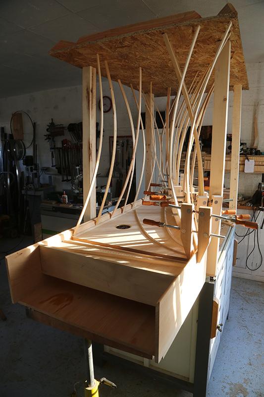 [Lutherie] Fabrication d'un clavecin. - Page 10 24_mar12