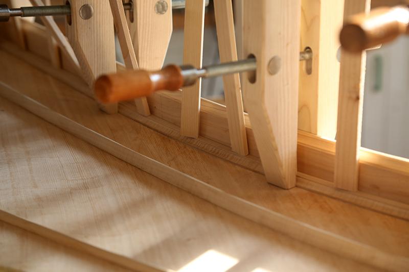 [Lutherie] Fabrication d'un clavecin. - Page 10 24_mar13