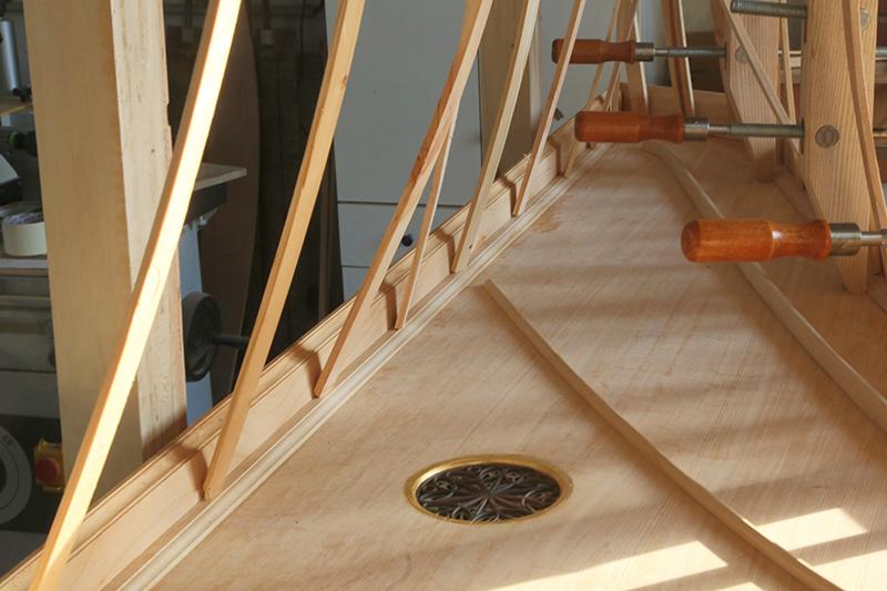 [Lutherie] Fabrication d'un clavecin. - Page 10 24_mar15