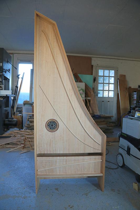 [Lutherie] Fabrication d'un clavecin. - Page 10 24_mar16