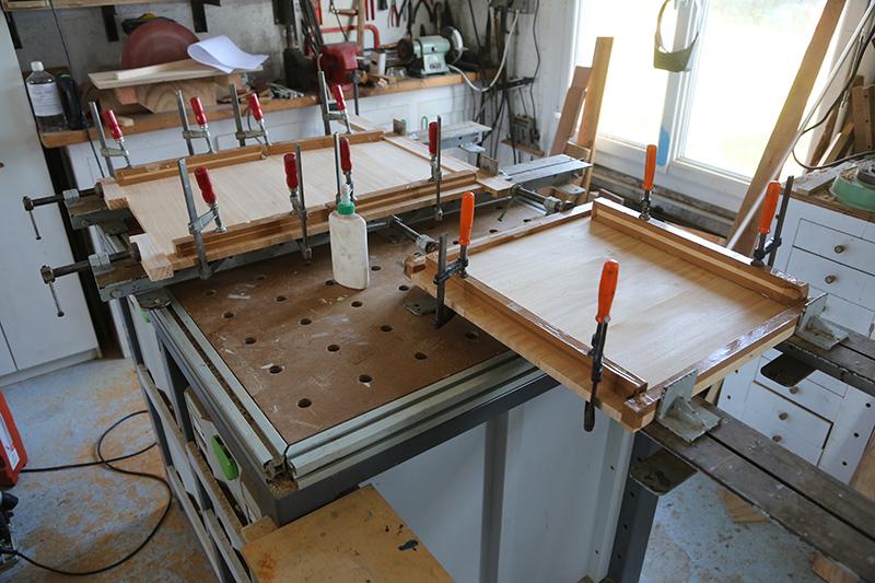 [Lutherie] Fabrication d'un clavecin. - Page 10 24_mar17