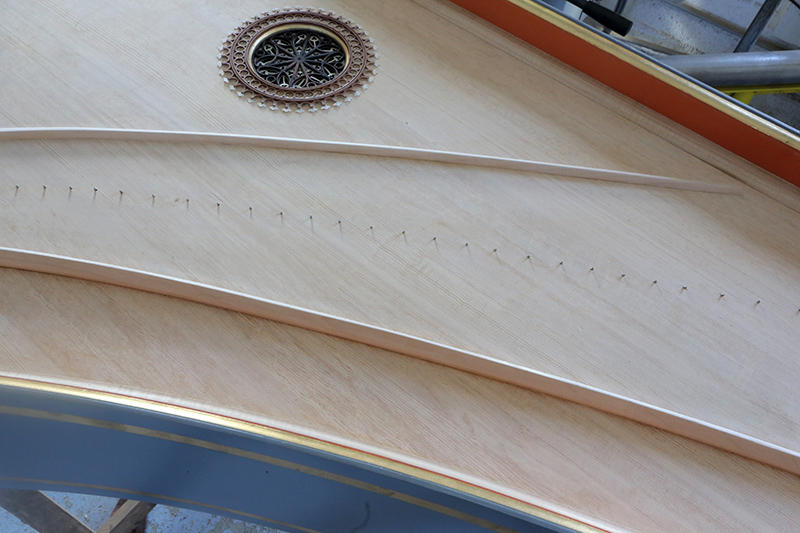 [Lutherie] Fabrication d'un clavecin. - Page 30 25_aou17