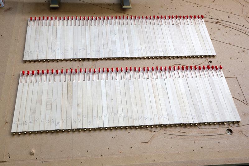 [Lutherie] Fabrication d'un clavecin. - Page 30 25_aou20