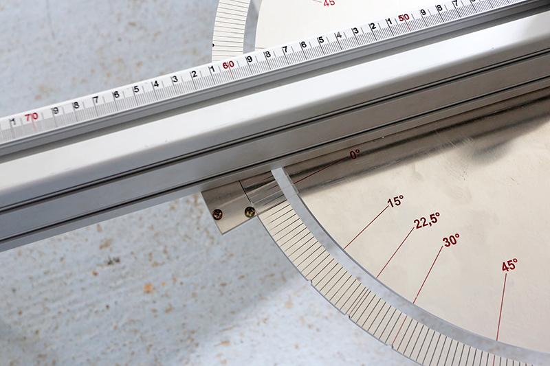 [Fabrication] Guide de coupe angulaire pour scie à format II - Page 3 25_jui23